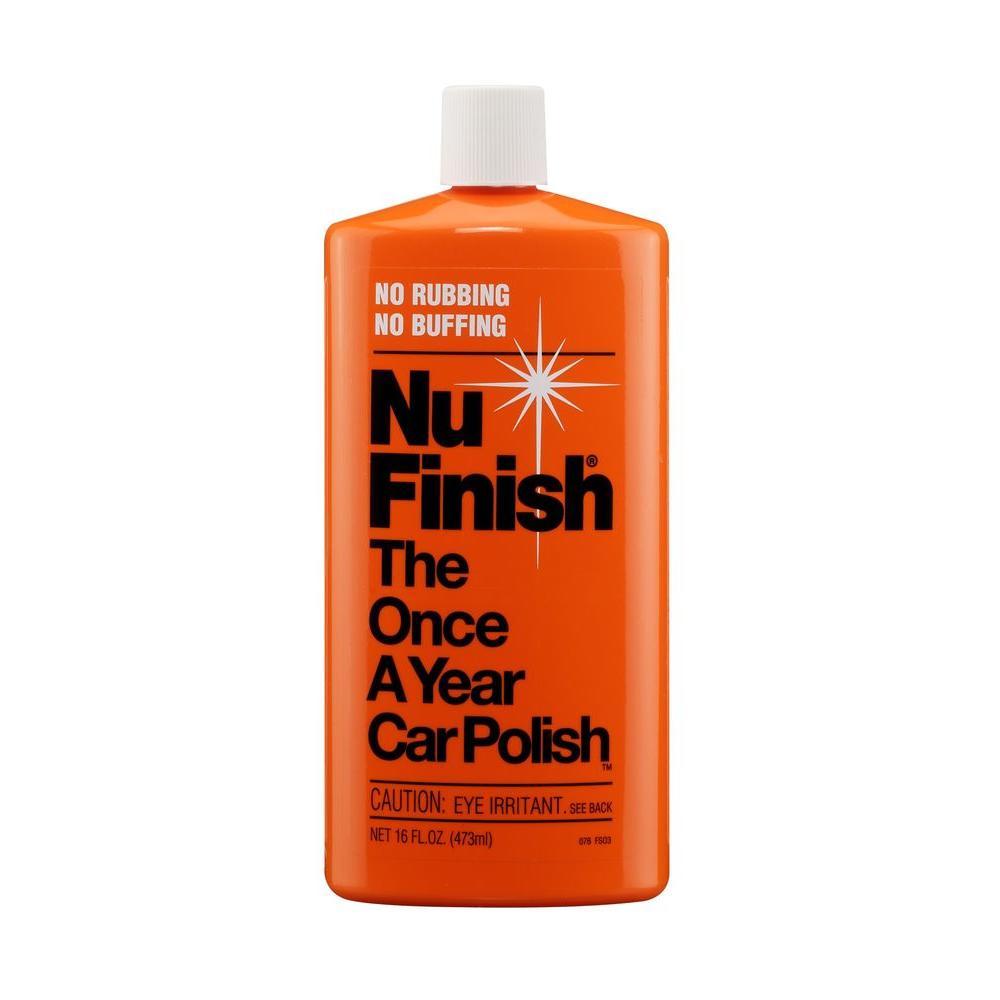 Nu Finish 16 oz  Liquid Car Polish