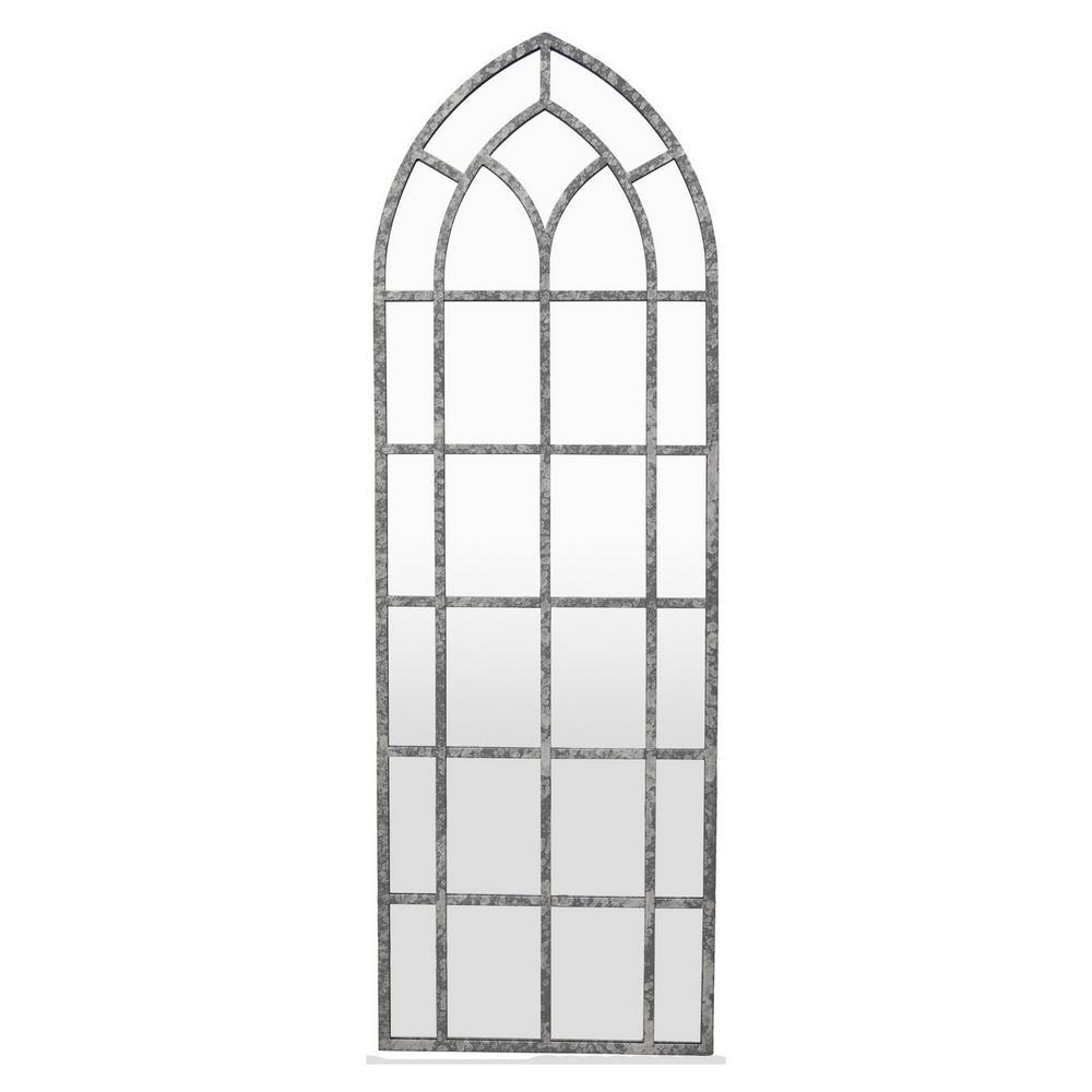 41.5 in. Metal Wall Decor Mirror