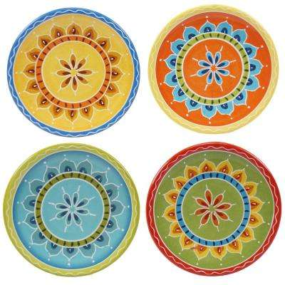 Valencia 6.25 in. Canape Plate (Set of 4)