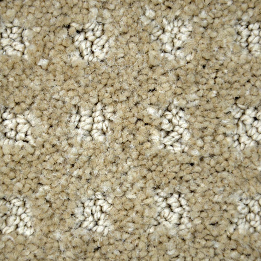 Lifeproof Carpet Sample Fancy Flair Color Loganville