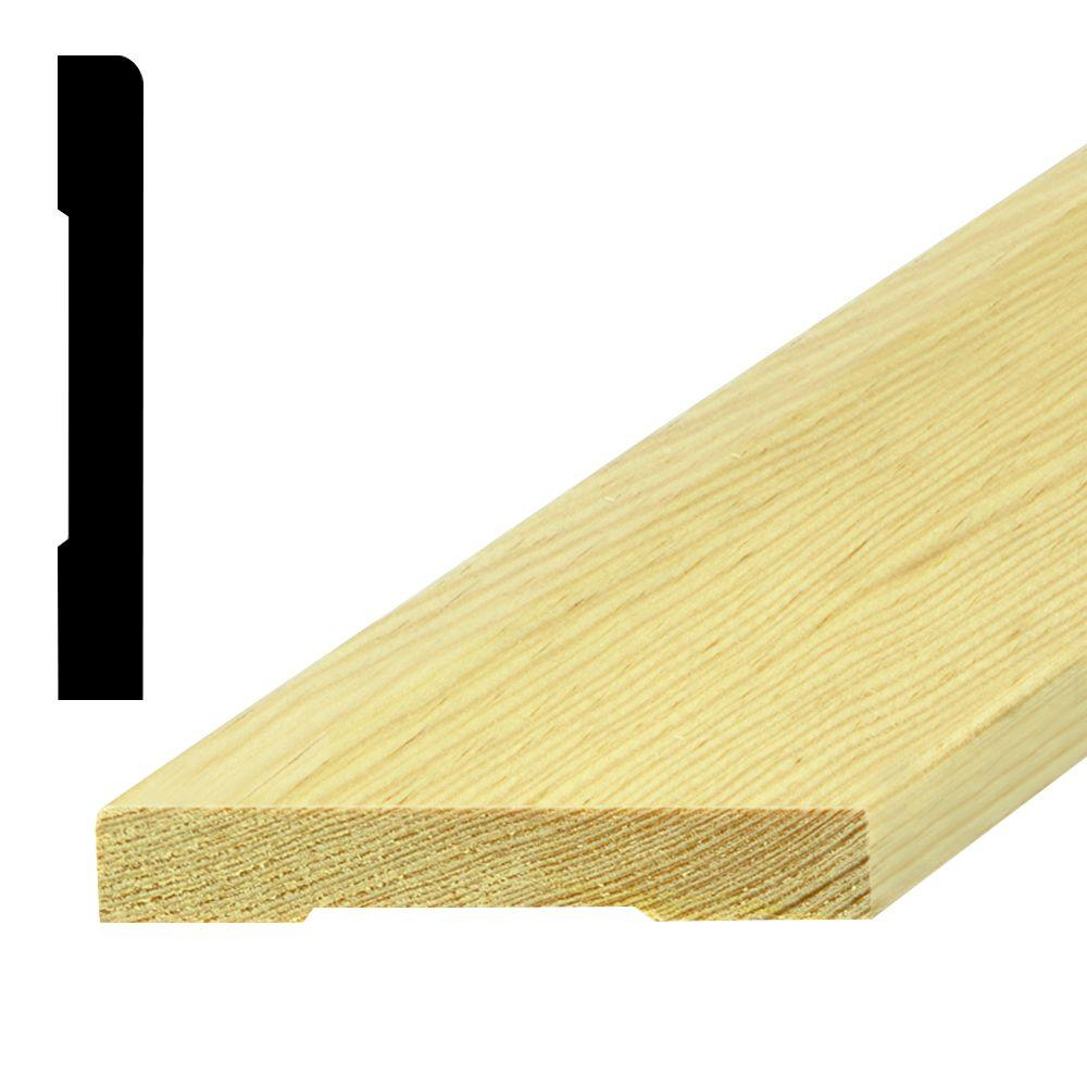 Craftsman 306 1/2 in. x 3-1/2 in. Random Length Solid Pine