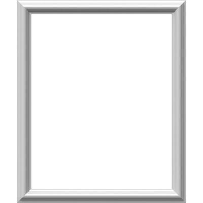 20 in. W x 24 in. H x 1/2 in. P Ashford Molded Classic Wainscot Wall Panel