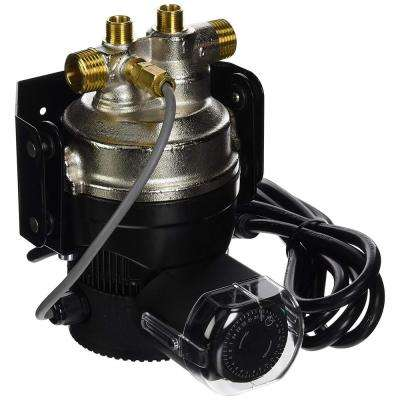 Laing Thermotech Act E10 E10-BCANCT1W-23 Undersink Hot Water Recirculation Pump with Timer and Plug