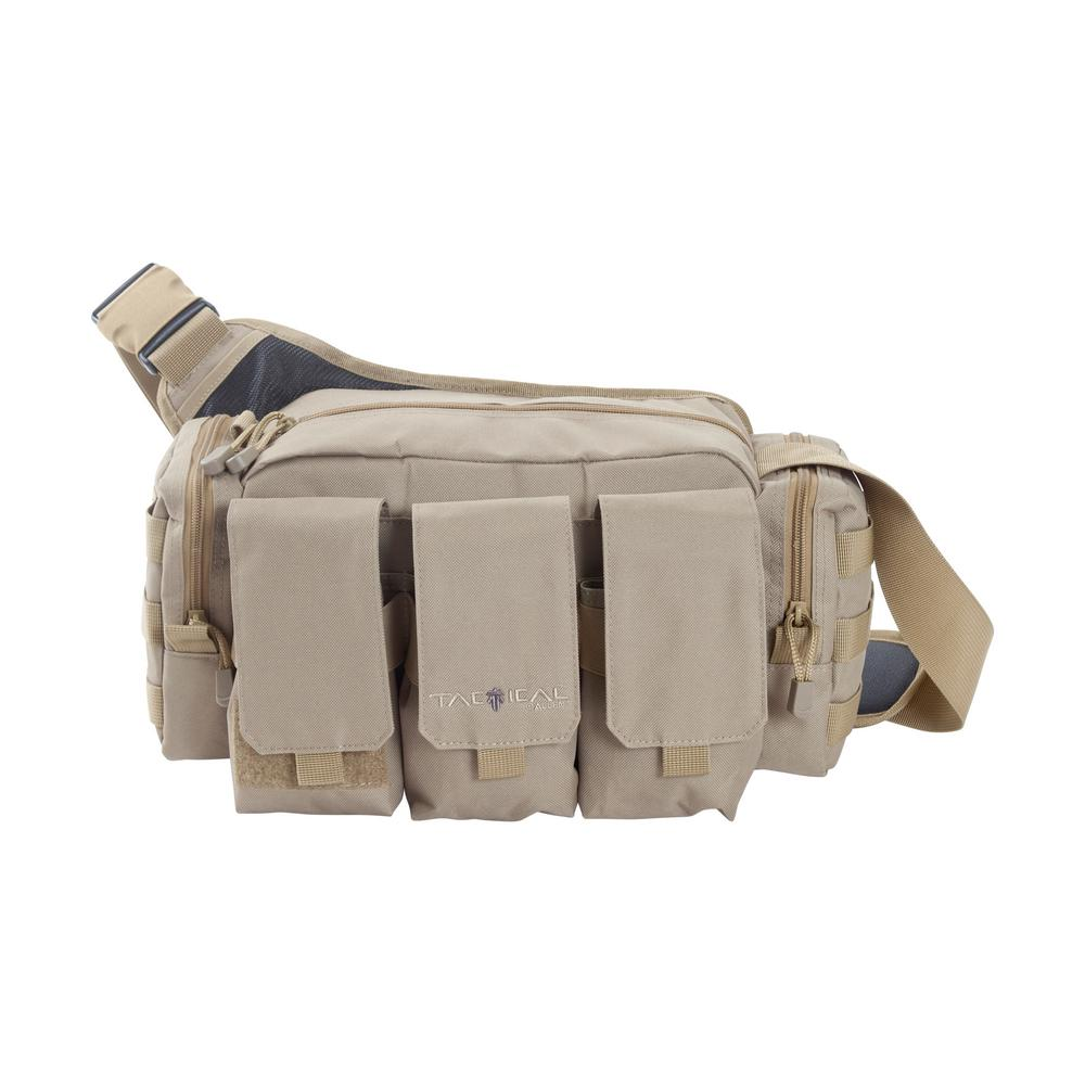 Allen Tactical Edge Bail Out Bag In Tan