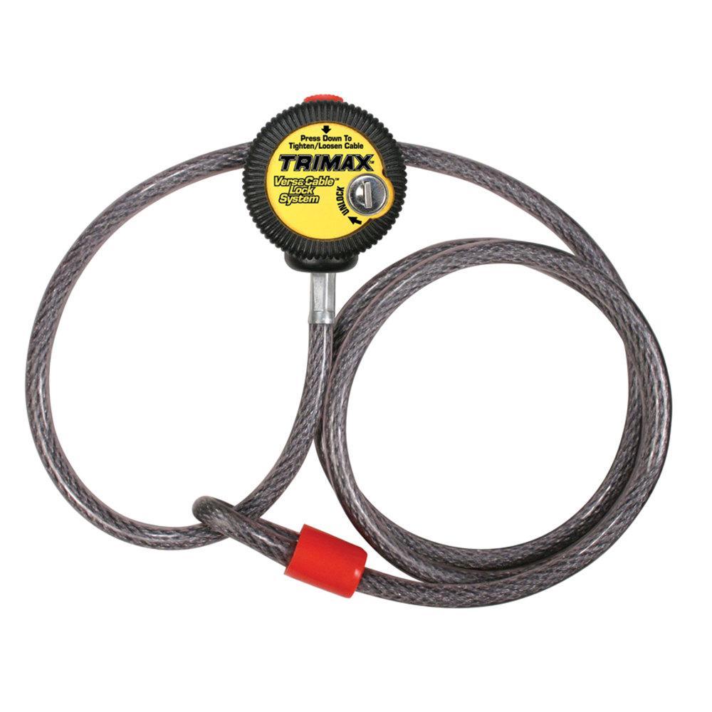 Multi-Use Versa-Cable Lock - 9'