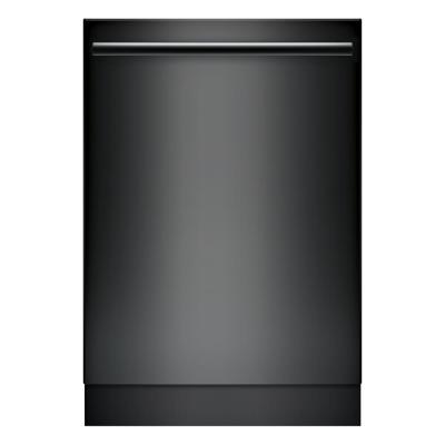 100 Series Top Control Tall Tub Dishwasher in Black with Hybrid Stainless Steel Tub and 3rd Rack, 48dBA
