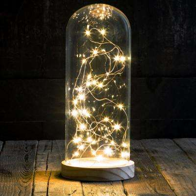 12.5 in. String Light Cloche