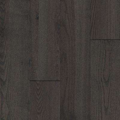 Dark Gray White Ash 3/8 in. T x 6-1/2 in. W x Varying Length Engineered Hardwood Flooring (26 sq. ft.)