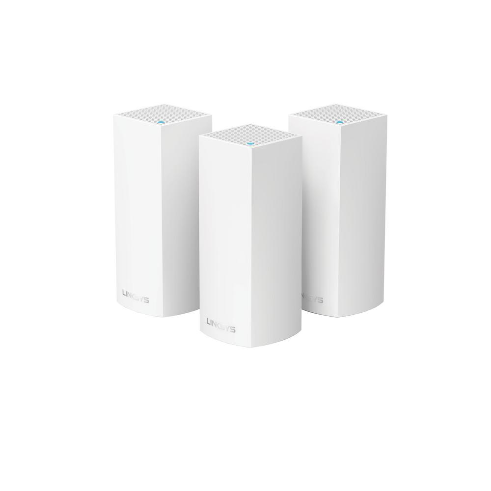 Linksys Velop Whole Home Mesh Wi-Fi System (Pack of 3)