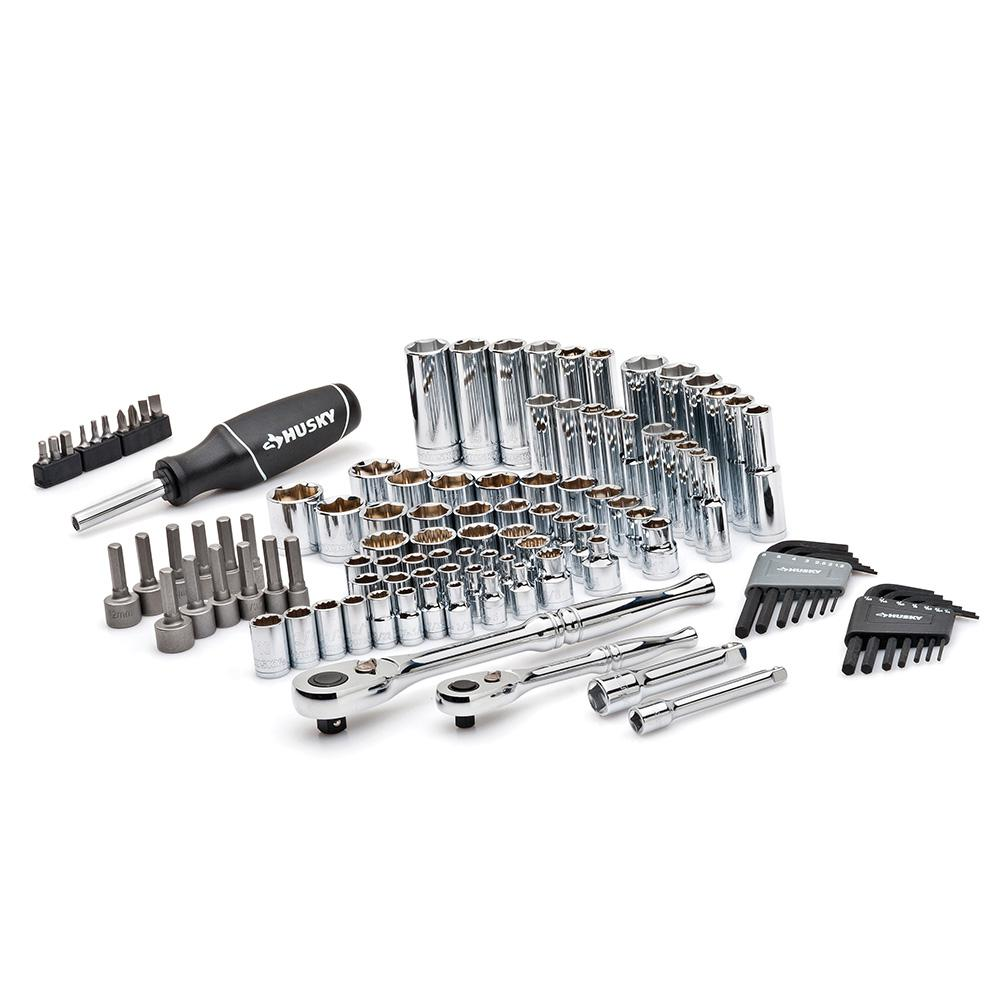 Husky Mechanics Tool Set (111-Piece)