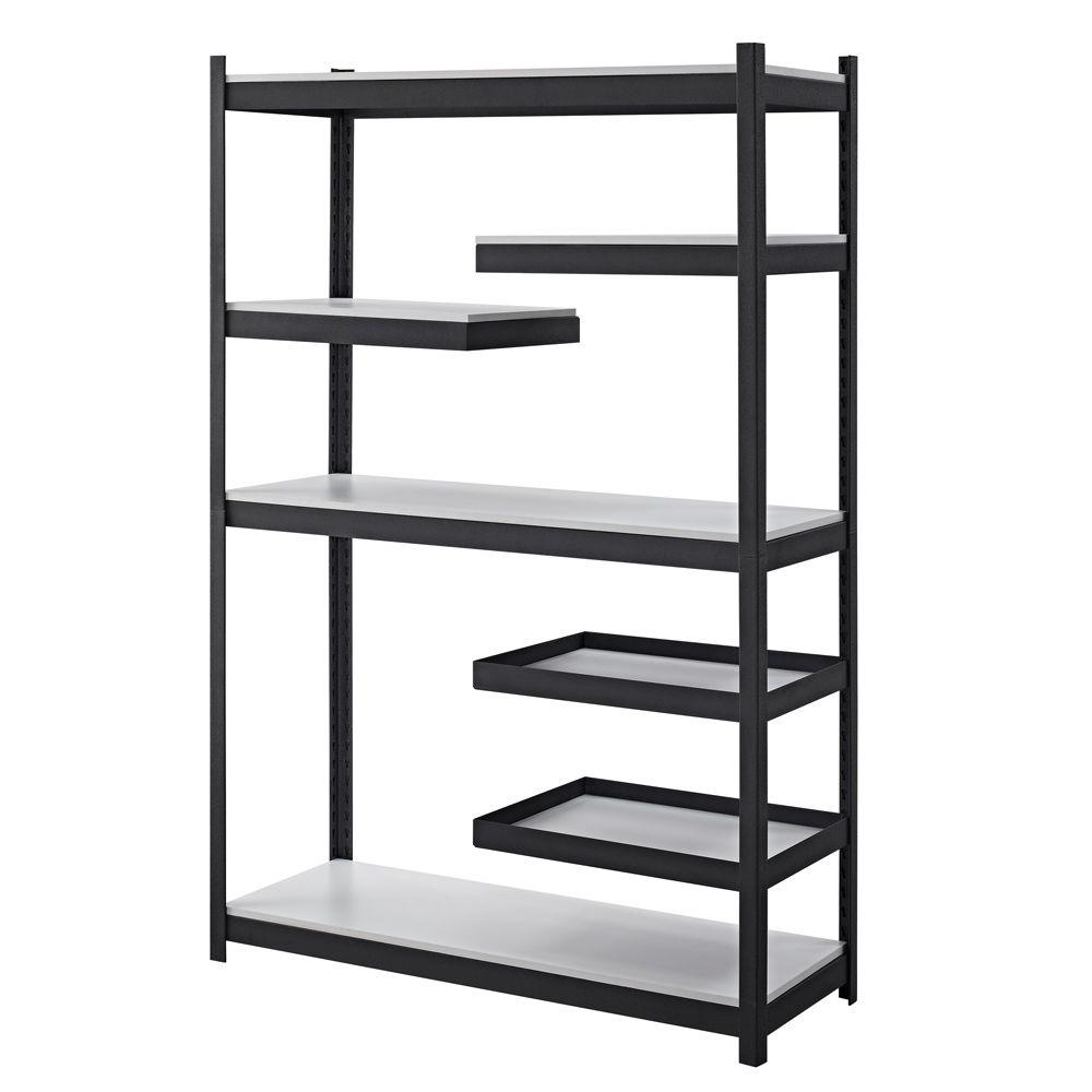 Whalen Storage Cantilever Shelving Unit-DISCONTINUED