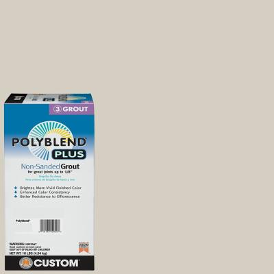 Polyblend Plus #545 Bleached Wood 10 lb. Non-Sanded Grout