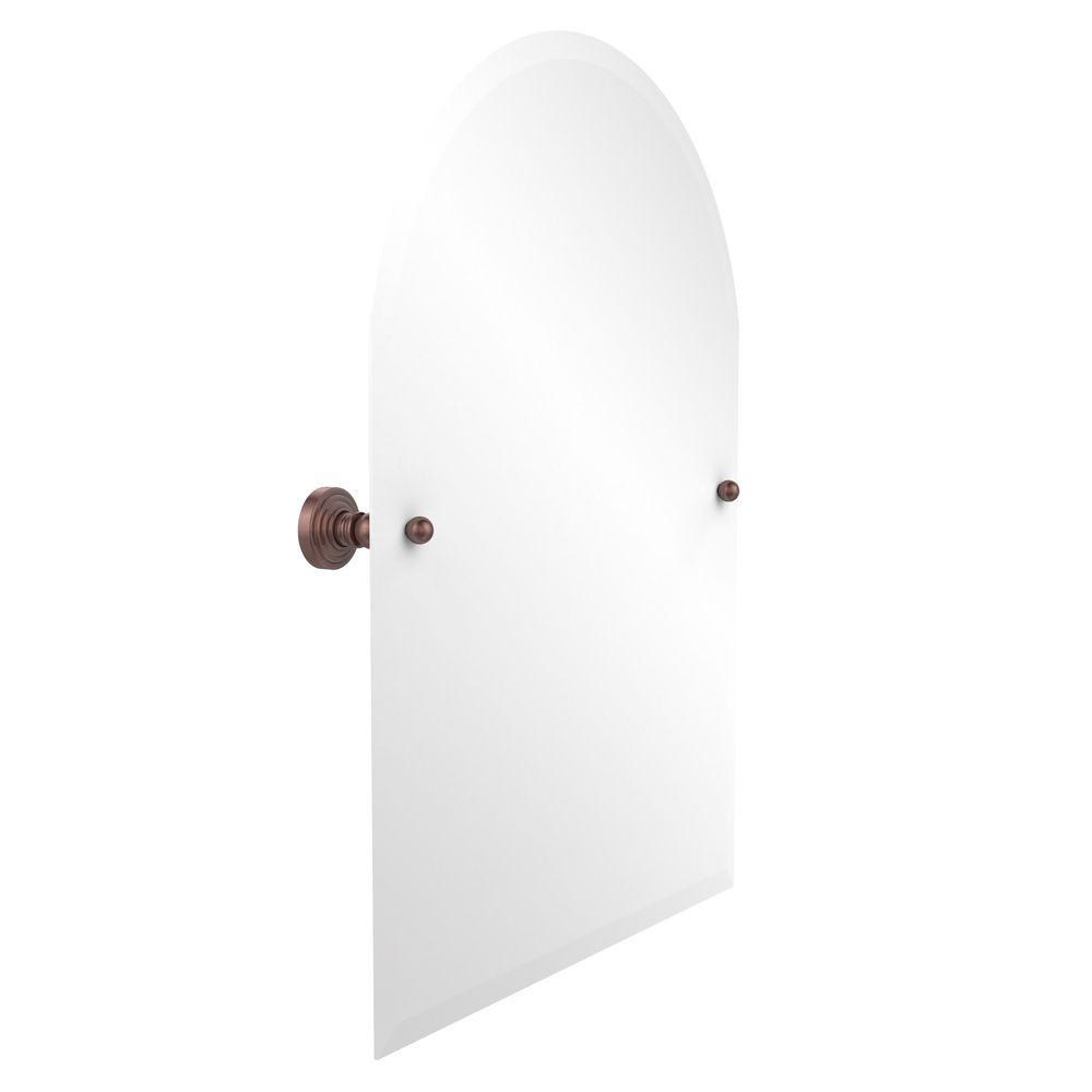 Allied Brass Waverly Place Collection 21 in. x 29 in. Frameless ...