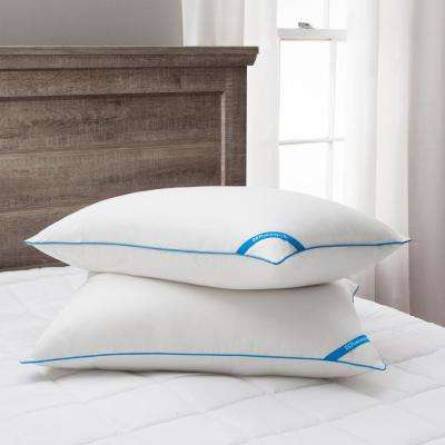 Total Comfort Down Alternative Jumbo Pillow