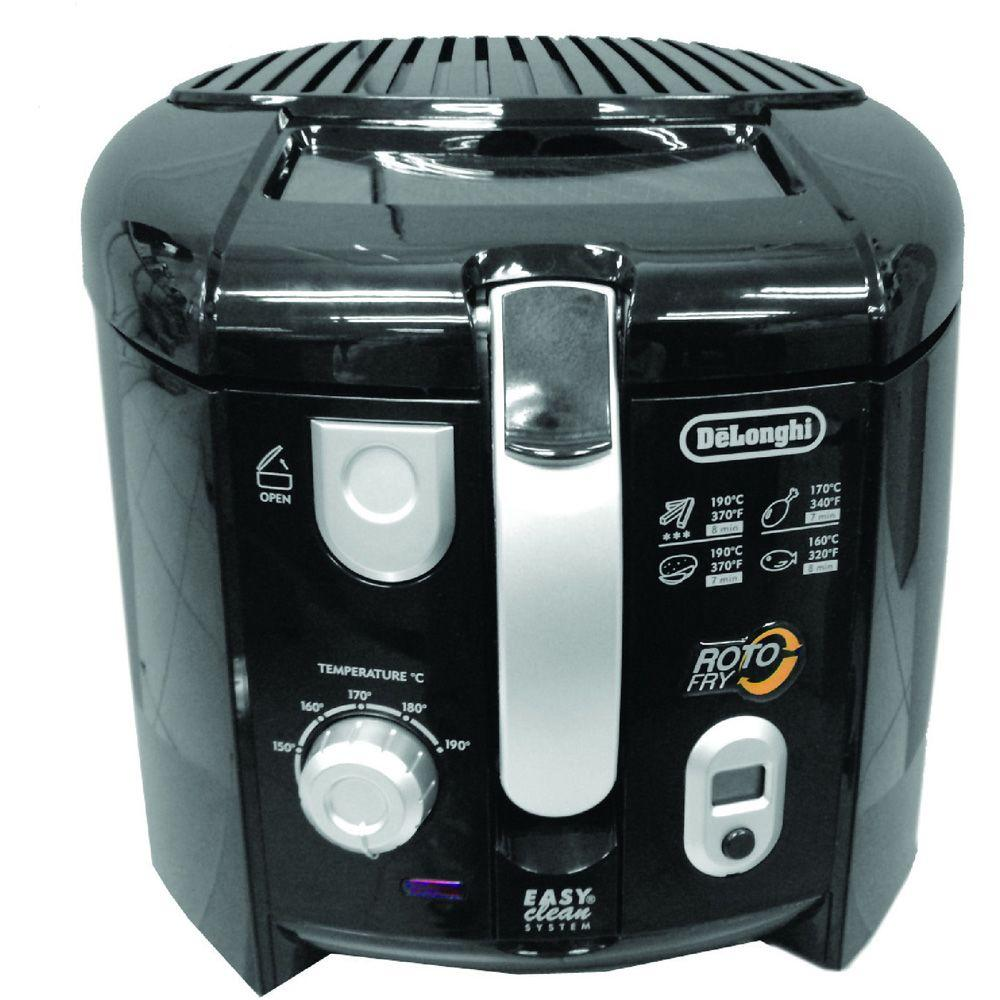 Roto Cool-Touch Deep Fryer
