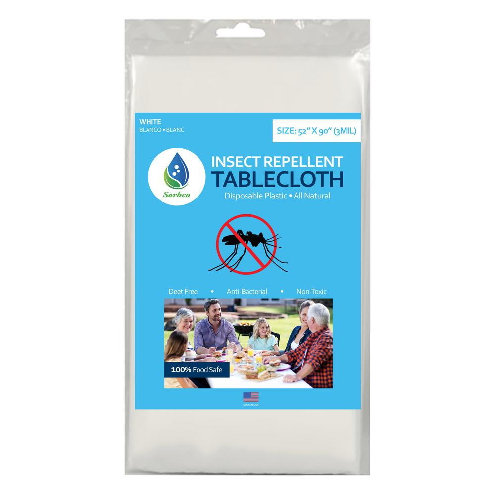 Sorbco Insect Repellent Tablecloth