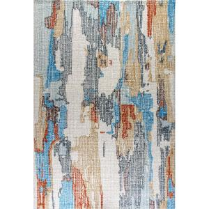 Dynamic Rugs Cinder Multi 3 ft. 3 inch x 5 ft. 3 inch Indoor Area Rug by Dynamic Rugs