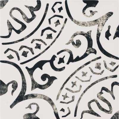 Paloma Encaustic 8 in. x 8 in. Glazed Porcelain Floor and Wall Tile (5.33 sq. ft./case)