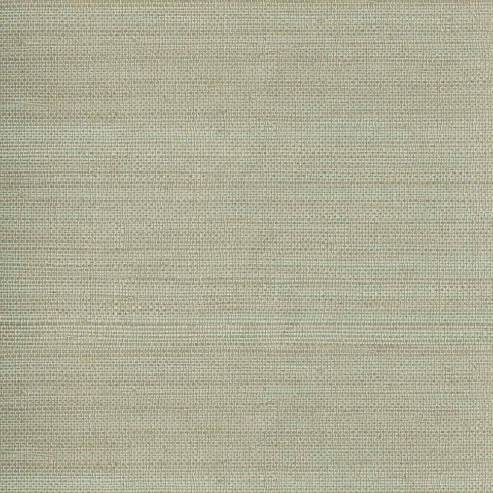 Grasscloth Wallpaper Samples: NuWallpaper 30.75 Sq. Ft. Wheat Grasscloth Peel And Stick