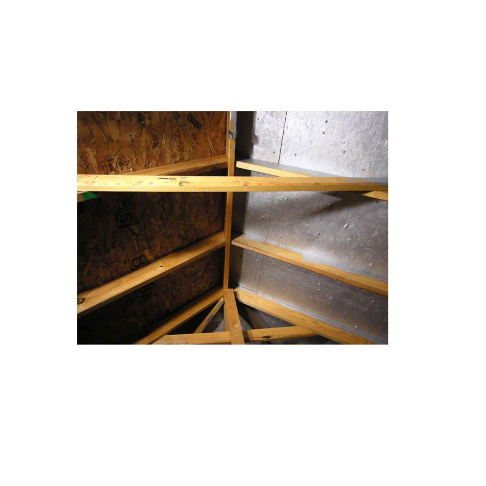 Ultratouch 48 In X 24 Ft Radiant Barrier With Recycled