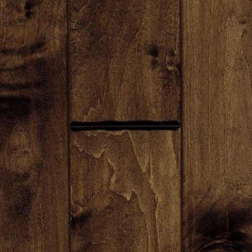 Take Home Sample - Carvers Creek Mocha Maple Engineered Hardwood Flooring - 5 in. x 7 in.