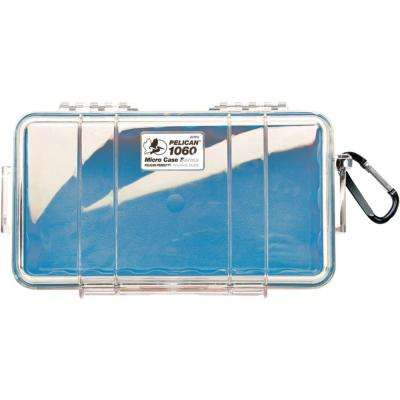 6.6 in. Micro Tool Case in Blue