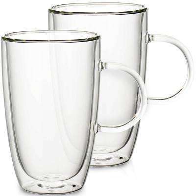Artesano Hot Beverages 15 oz. Extra Large Double Wall Cup (2-Pack)