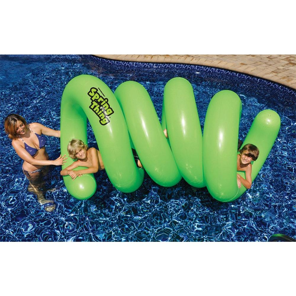 Swimline Spring Thing Inflatable Pool Toy-DISCONTINUED