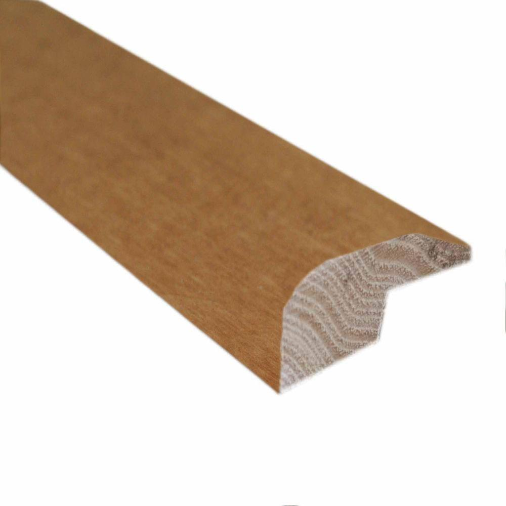 null Maple Latte 0.75 in. Thick x 2 in. Wide x 78 in. Length Flush-Mount Reducer Molding