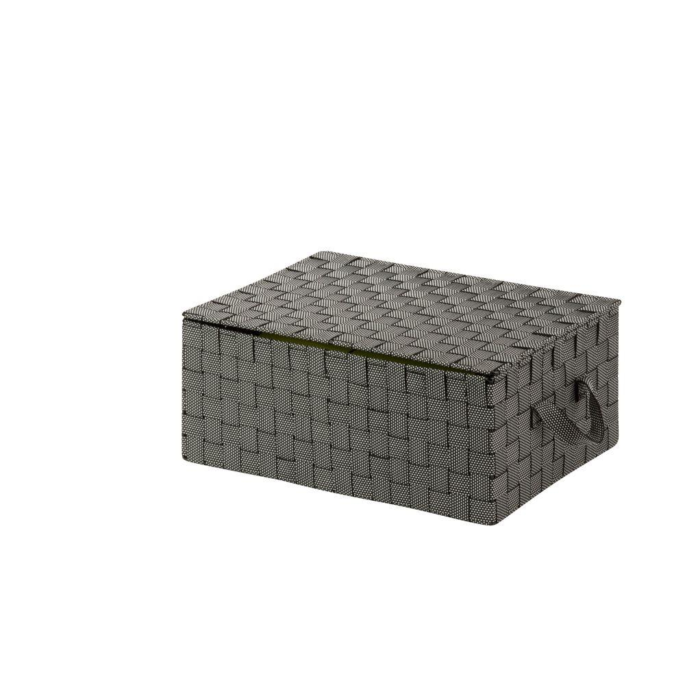 24.7 Qt. Woven Storage Box