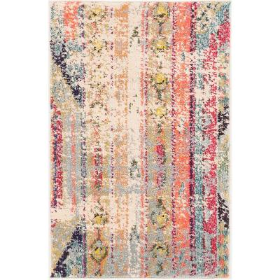Sedona Yosemite Multi 2 ft. x 3 ft. Area Rug