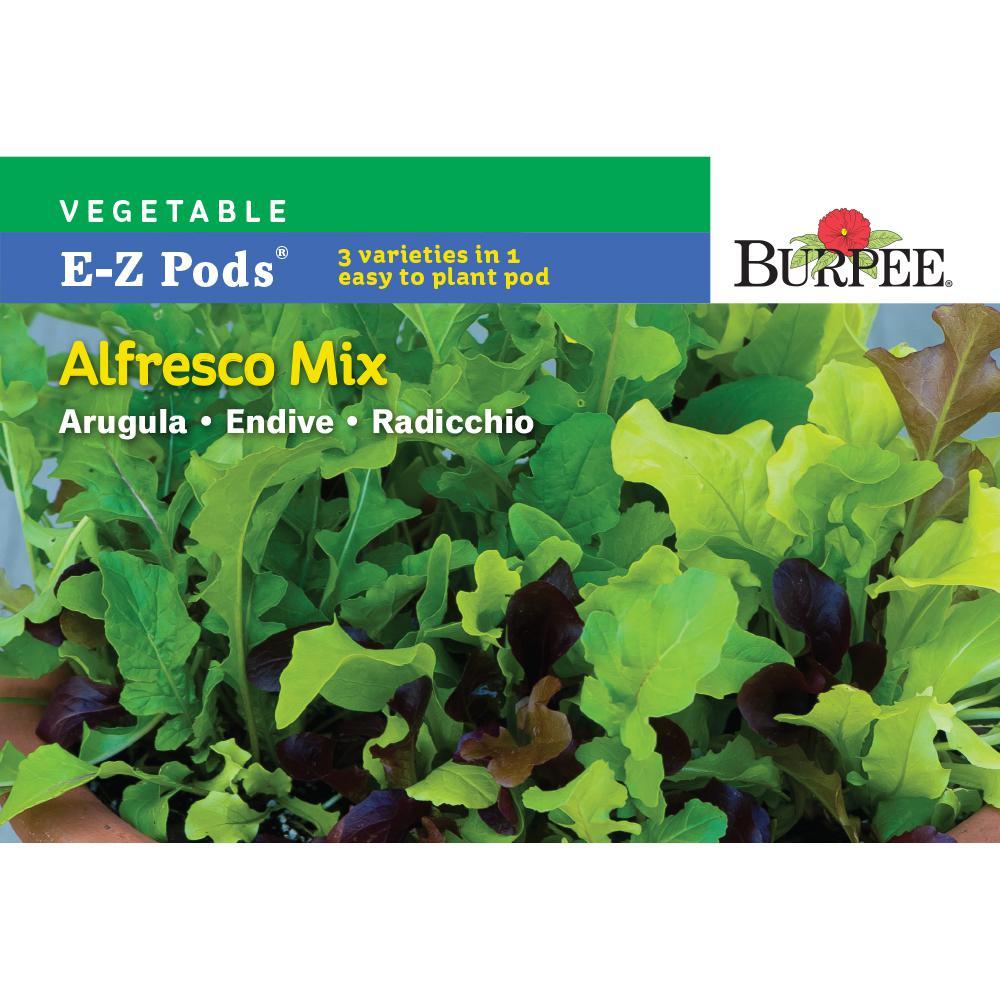 SimplySalad Alfresco Mix Seed