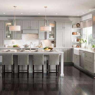 Custom Kitchen Cabinets Shown in Farmhouse Style