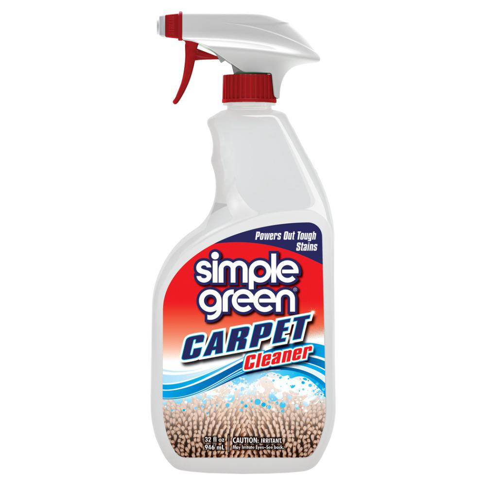 Simple Green 32 oz. Ready-To-Use Carpet Cleaner