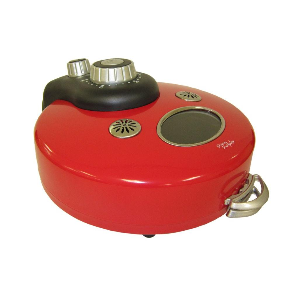 Pizza Perfector Original Theo and Co Pizza Perfector in Red-DISCONTINUED