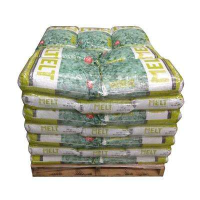 Melt 50 lb. Premium Environmentally Friendly Blend Ice Melter with CMA (Pallet of 49)