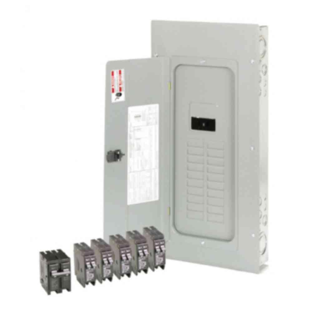 200 Outdoor Main Breaker Load Centers Boxes The Home. Wiring. U281c1 Wiring Diagram At Scoala.co