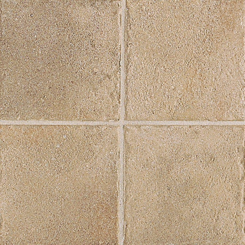 Daltile Castanea Tufo 5-1/4 in. x 5-1/4 in. Porcelain Floor and Wall Tile (8.24 sq. ft. / case)-DISCONTINUED
