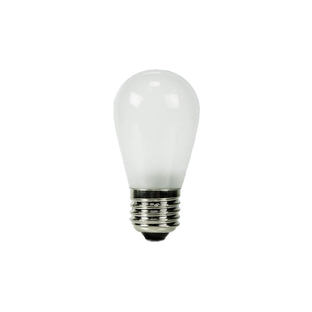 11W Equivalent Warm White S14 Frosted Lens Nostalgic LED Light Bulb