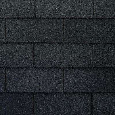 Marquis WeatherMax Charcoal 3-Tab Shingles (33.3 sq. ft. per Bundle)