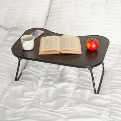 Laptop Bed Tray Dark Wood