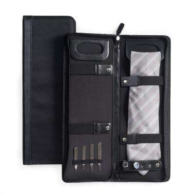 Nylon Tie Case in Black