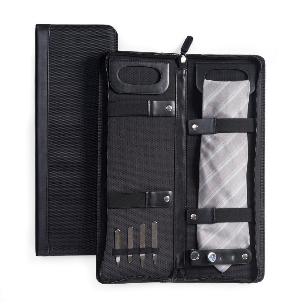 Nylon Tie Case in Black