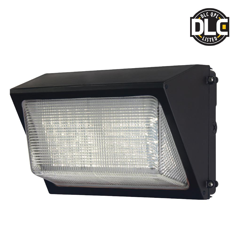 Outdoor Lighting Company: PROBRITE 50-Watt Dark Bronze Outdoor Integrated LED Wall