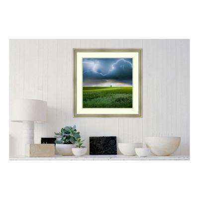26 in. W x 26 in. H 'Someplace In Summer' by Franz Schumacher Framed Print Wall Art