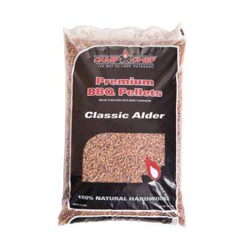 Classic Alder BBQ Hardwood Pellets