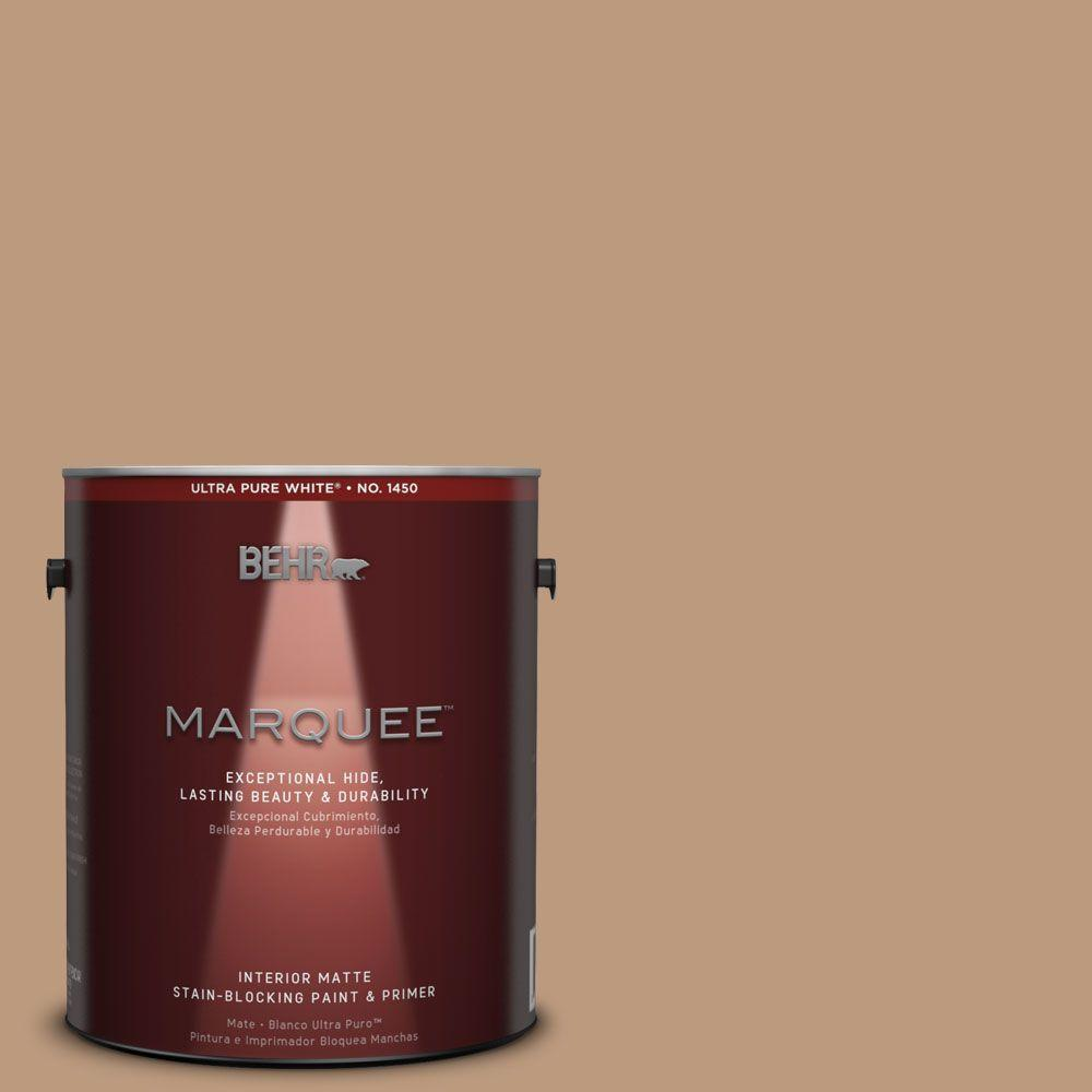 1 gal. #MQ2-3 Key to the City One-Coat Hide Matte Interior