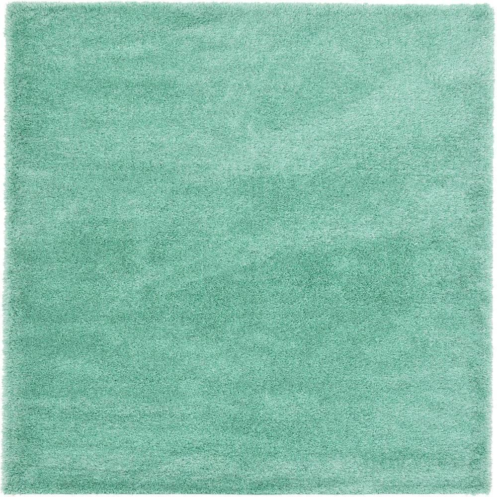 Luxe Solo Feldspar Green 7 ft. x 10 ft. Area Rug