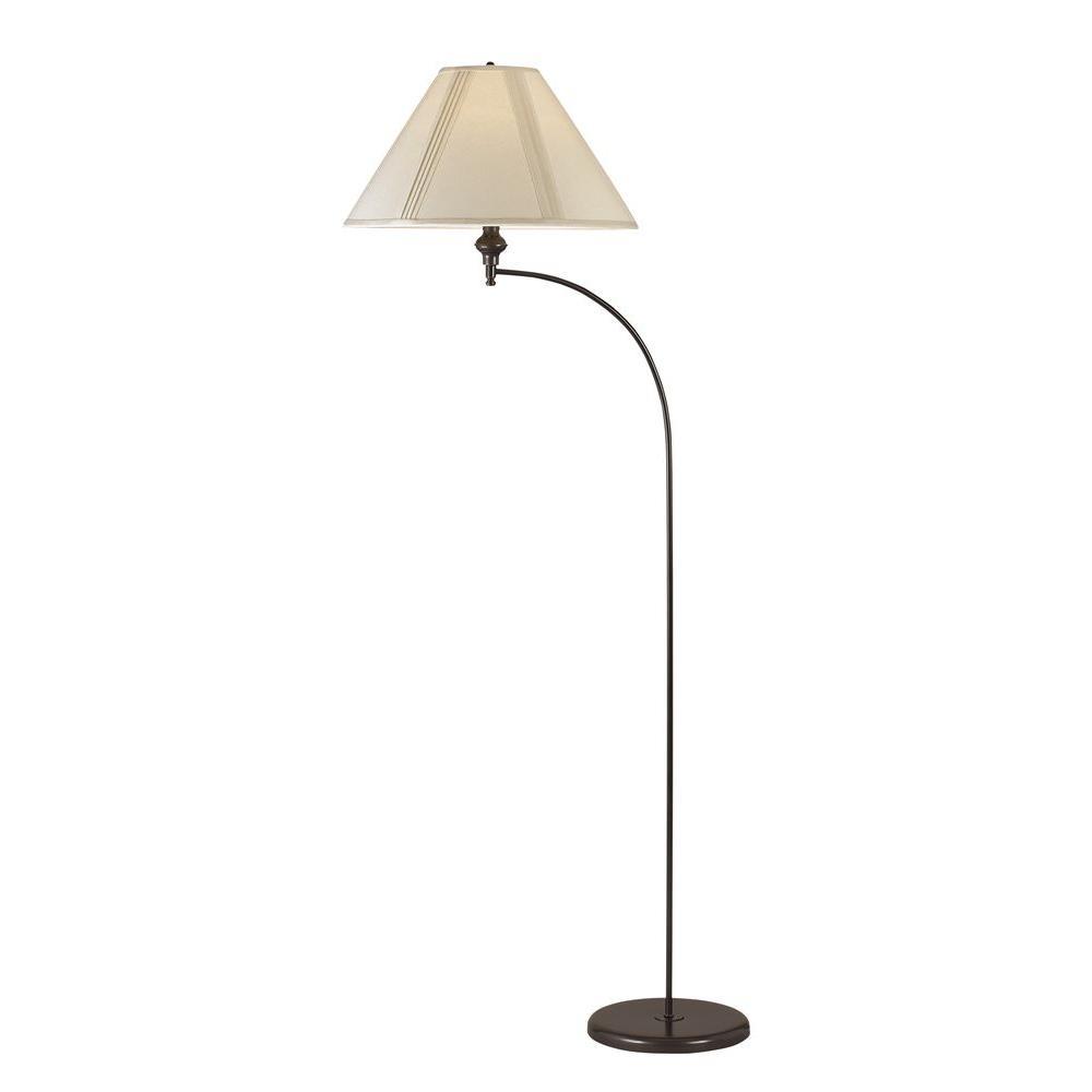 Cal lighting cooper 66 in dark bronze floor lamp bo 218 db the cal lighting cooper 66 in dark bronze floor lamp mozeypictures Choice Image