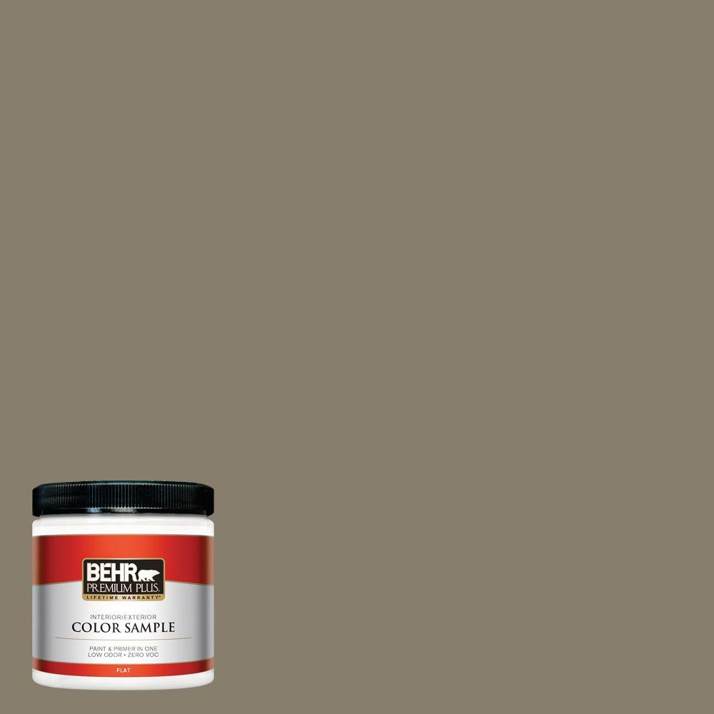 8 oz. #ECC-14-2 Great Frontier Interior/Exterior Paint Sample